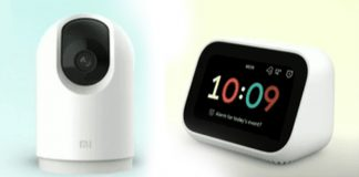 mi-smart-clock-home-security-camera-2k-pro-launched-price-49-euro