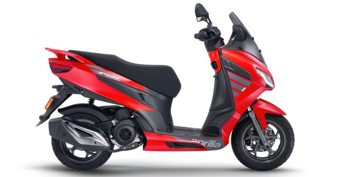 Aprilia SXr 125 price in India leaked ahead of official launch