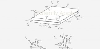 Foldable iPhone patents reveal apple working on out fold design smartphone