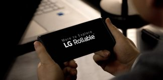 LG Rollable and LG V70 live image leaked after smartphone business shut down