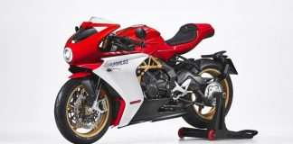 MV Augusta superveloce launched price and features