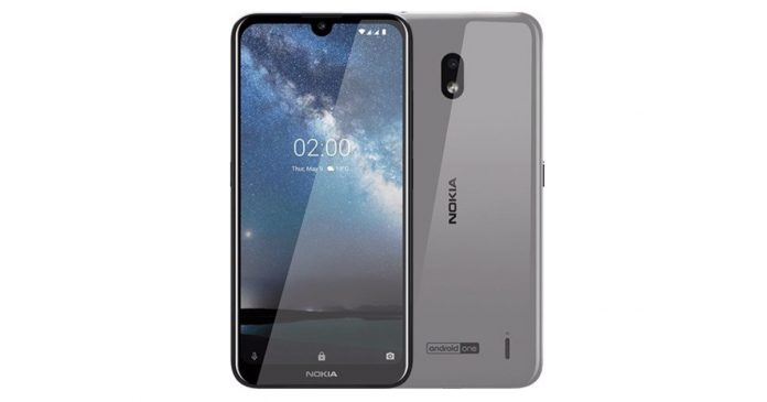Nokia 2.2 starts getting Android 11 update