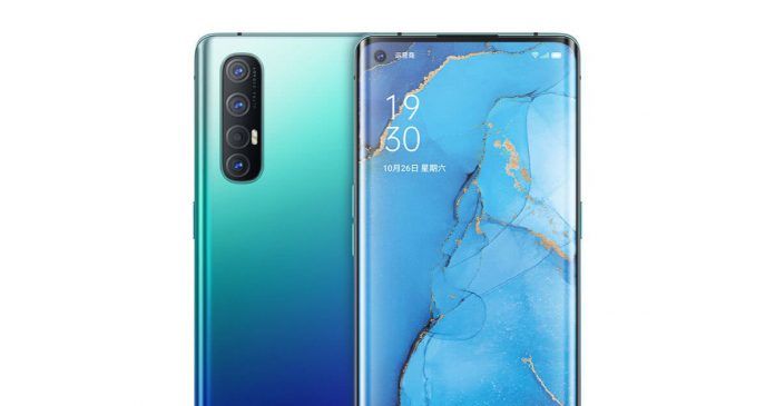 Oppo Reno 3 5g starts getting Android 11 based coloros 11 update