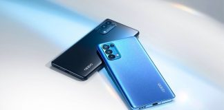 Oppo Reno 6 series all specifications leaked snapdragon soc 4500 mAh battery