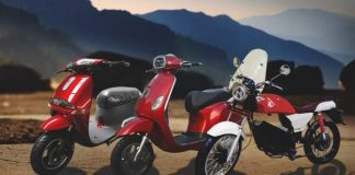 RedMoto XEV launched two electric scooter and bike in india