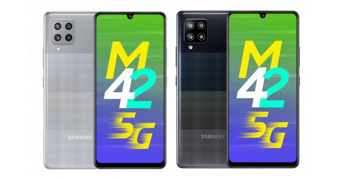Samsung Galaxy M42 5G first sale in India at Midnight Price offers Specifications
