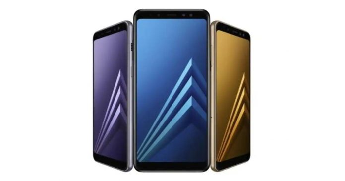 Samsung Galaxy a8 2018 getting april 2021 android security patch