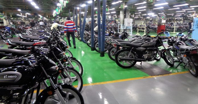 hero-motocorp-temporary-shut-down-manufacturing-in-india-due-to-covid-19