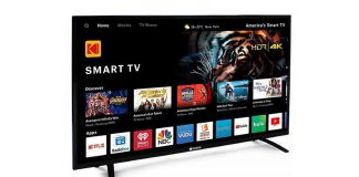 Kodak announces discounts offer on ca series smart TVs on Flipkart big saving days sale