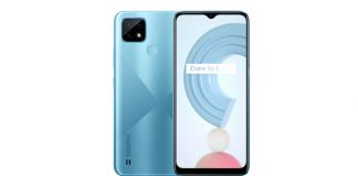 Realme C11 2021 launched with unisoc sc9863 soc single camera price specifications