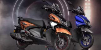 2021 Yamaha Ray ZR unveiled in India check price features