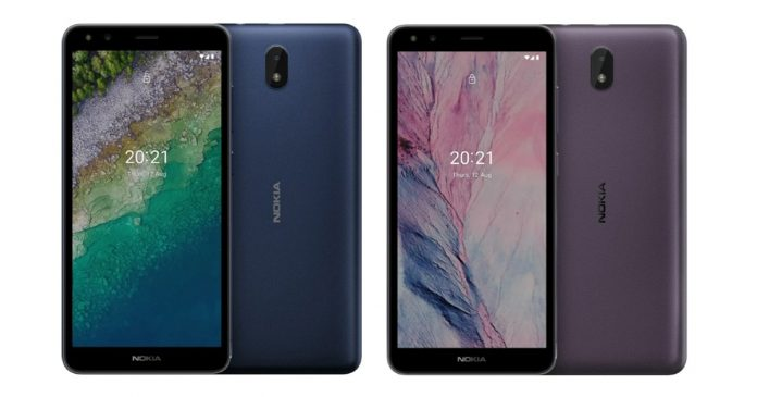 nokia-c01-plus-launched-with-unisoc-3000mah-battery-price-specifications