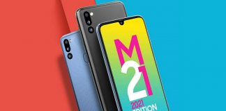 Samsung Galaxy M21 2021 Edition launched in India with triple camera 6000mah battery price specifications