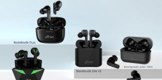 ptron-launches-gaming-earbuds-basspods-anc-992-bassbuds-duo-v21-lite-v2-jade