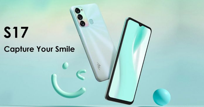itel-s17-launched-with-triple-rear-camera-price-specifications-availability